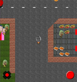 Phaser 3 Scaled Game Small